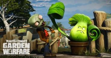 Descarga Plants vs. Zombies Garden Warfare gratis