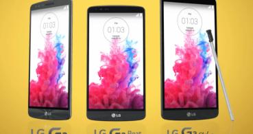 LG G3 Stylus, el rival del Note ya es oficial