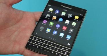BlackBerry vuelve a la carga con BlackBerry Passport