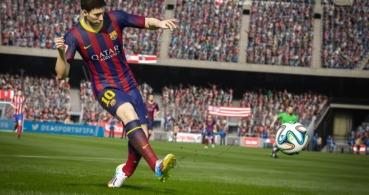 FIFA 15 ya disponible