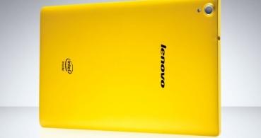 Lenovo presenta su Lenovo Tab S8 con Intel en el IFA