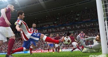 Descarga la demo de PES 2015