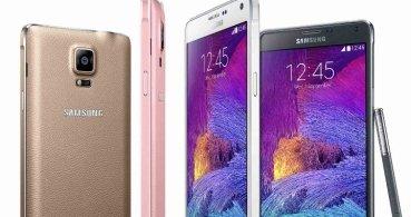 Samsung Galaxy Note 4 LTE-A, primer terminal con Snapdragon 810