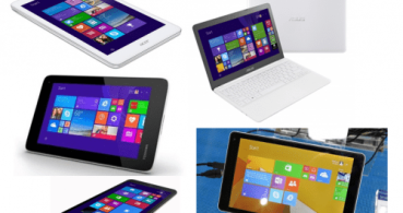 5 tablets y portátiles con Windows 8.1 por menos de 200 euros