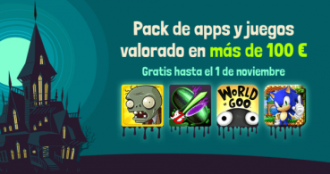 Amazon App Store regala 40 apps de pago para Halloween