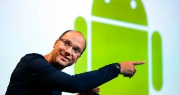 Andy Rubin, cofundador de Android, deja Google