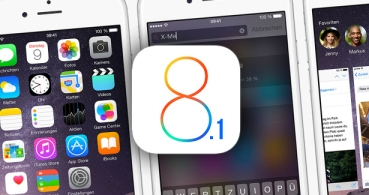 iOS 8.1 ya disponible: conoce sus novedades