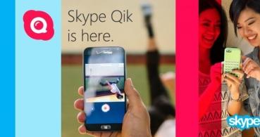 Comparte video mensajes con Skype Qik, la nueva app de Skype