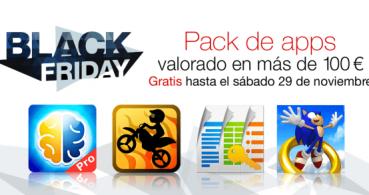 Amazon regala 100 euros en aplicaciones para Android por el Black Friday