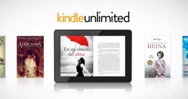Amazon lanza Kindle Unlimited: lectura ilimitada por 9,99 euros al mes