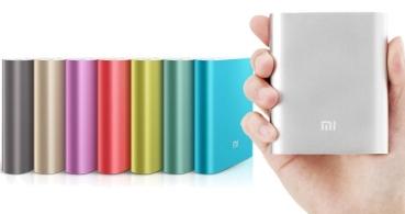 Xiaomi Mi PowerBank, la nueva batería externa de 5.000mAh por 10 euros