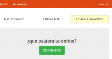 Alegra.me, el viral de los tests en Facebook