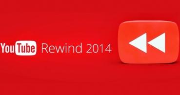 YouTube Rewind 2014, los vídeos más populares del año