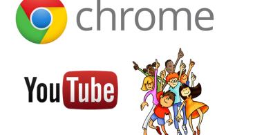 Google prepara versiones de Chrome y YouTube para niños