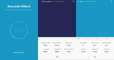 Descarga la app de Xiaomi Mi Band en español