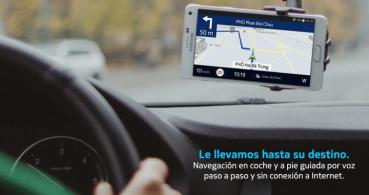 Descargar ya Nokia HERE para Android en Google Play