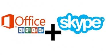 Skype se integra en Office