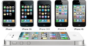 iPhone cumple 8 años