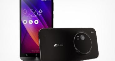 """Asus Zenfone Zoom, un smartphone """"cámara"""" con zoom óptico 3X"""