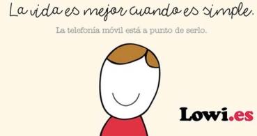 Lowi, el operador low cost de Vodafone