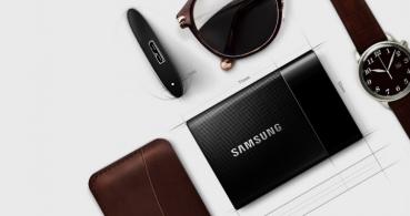 Samsung lanza un SSD portátil de 1TB