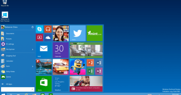 Windows 10 Technical Preview se actualizará gratis a Windows 10