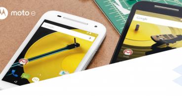 Motorola Moto E (2015) ya es oficial: conoce sus especificaciones