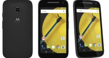Moto E (2015): conoce el renovado gama baja de Motorola