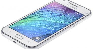 Samsung Galaxy J1 con cuatro núcleos y 4G ya es oficial