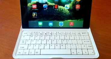Review: Teclado Bluetooth para iPad mini de Mobile Fun, ¡agiliza tu escritura!
