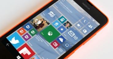 Nueva versión de Windows 10 Mobile disponible para probar
