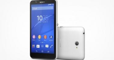 El Sony Xperia E4, el smartphone de gama básica ya es oficial