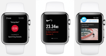 Las 37 primeras apps para el Apple Watch