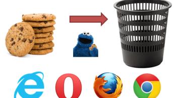 Cómo eliminar las cookies del navegador