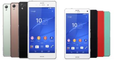 Android 5.0 Lollipop llega a los Sony Xperia Z3 y Z3 Compact