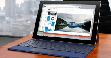 Nueva Microsoft Surface 3: más compacta, asequible y con 4G opcional