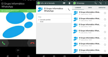 Las llamadas de WhatsApp llegan a BlackBerry ¿Y Windows Phone e iPhone?