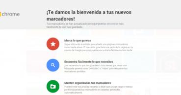 Google Chrome renueva los marcadores: cómo volver al sistema antiguo