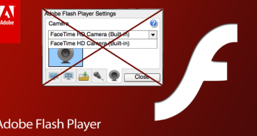 Una vulnerabilidad en Adobe Flash Player permite acceder a tu webcam