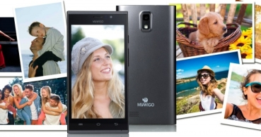 MyWigo Halley, el primer smartphone 4G de la marca española