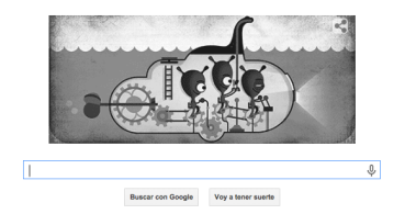 Google celebra los 81 años de búsqueda del monstruo del lago Ness