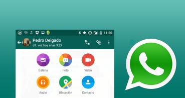 Descarga WhatsApp actualizado con aspecto Material Design
