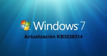 La actualización KB3038314 de Windows 7 da un error 80092004