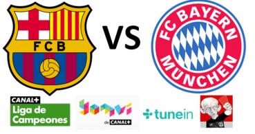Cómo ver Barcelona vs Bayern Múnich de Champions online