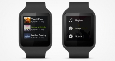 Spotify ya es compatible con Android Wear