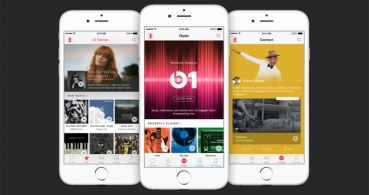 Apple Music es oficial, se presenta el servicio de streaming musical de Apple