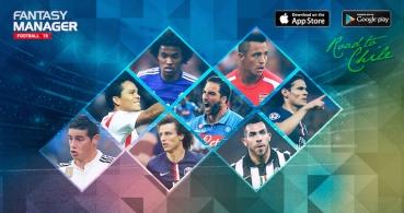 Fantasy Manager Football: las estrellas del mundo se reunen en Chile