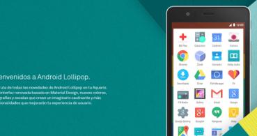 Android Lollipop llega al bq Aquaris E4.5 y al bq Aquaris E5