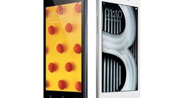 Oppo Joy 3 ya es oficial con pantalla de 4,5 pulgadas