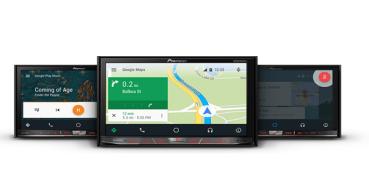 Android Auto llega a España con Pioneer: Android en tu coche